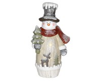 Snowman Door Greeter-GE3011