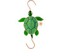 Sea Turtle Garden Hook-GE312