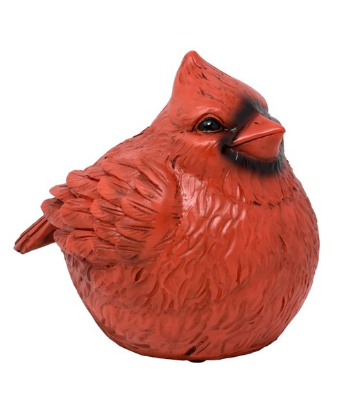 Stocky Cardinal Kritter Key Holder