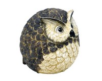 Stocky Owl Kritter Key Holder-GE401