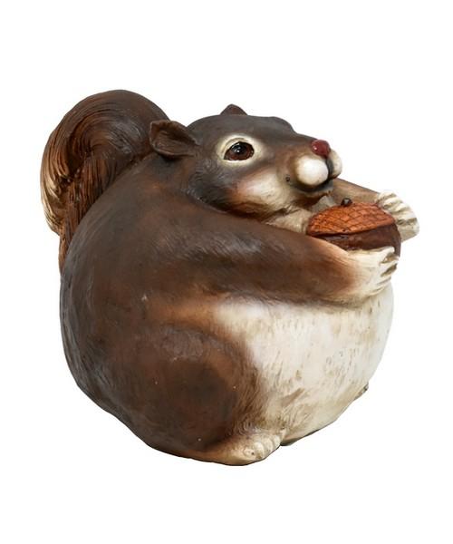 Stocky Squirrel Kritter Key Holder