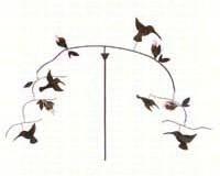 Hummingbird Balancer GEBLUEG398