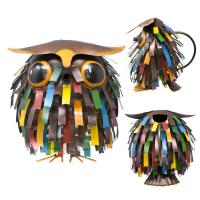 Spikey Owl Watering Can-GEBLUEG435