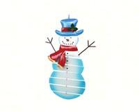 Snowman Mobile GEBLUEG533