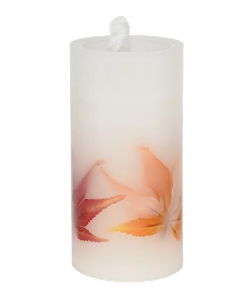 LED Fall Leaves Candle Fountain