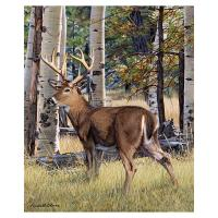 Fall Whitetail 1000 Piece Puzzle-GEP107