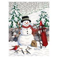 Stonewall Snowman 1000 pc Puzzle-GEP109