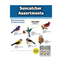 Suncatcher Bird Assortment-SESCBIRD