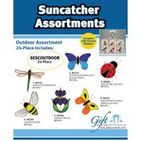 Suncatcher Outdoor Assortment-SESCOUTDOOR