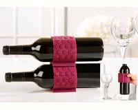 Silicone Comfort Grip Wine Bottle Holder-GIFT468156
