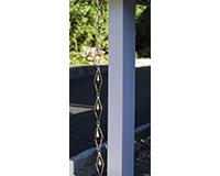 Diamond Rain Chain Pure Copper-GOOD469P8