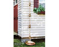 Owl Rain Chain Pure Copper-GOOD473P8