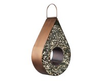 Teardrop Bird Feeder - Copper-GOODBF300VB