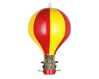 Hot Air Balloon Bird Feeder Painted-GOODBF304