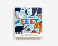 So Many Feet-ABR1419723186