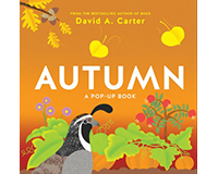 Autumn A Pop-Up Book by David A. Carter-ABR1419725357