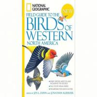 National Geographic Field Guide to Birds of Western North America-HBG1426203312
