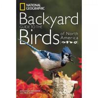 National Geographic Backyard Guide Birds of North America-HBG1426220623