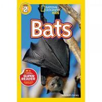 National Geographic Kids -Bats by Elizabeth Carney-HBG1426307102