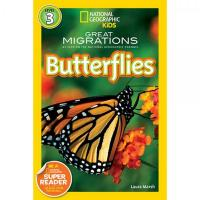 National Geographic Kids- Great Migrations Butterflies by Laura Marsh-HBG1426307393