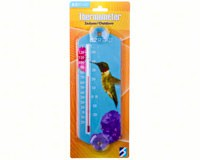 Hummingbird Window Thermometer-HEAD8400044