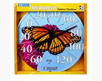 Butterfly Thermometer 12.5 inch-HEAD8401235