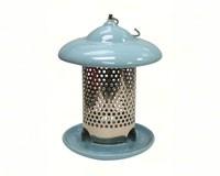 Ceramic Feeder Blue-HEATH20146