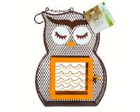Owl Dual Feeder-HEATH21703