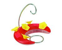 Crescent Hummingbird Feeder-HEATH21710