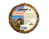 Corn & Mealworm Stack'M Seed Cakes-HEATHSC56