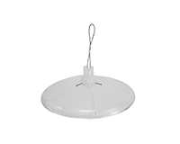 Universal Squirrel Baffle-HEATHUB1