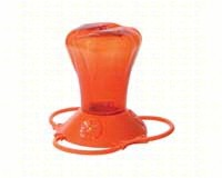 Oriole Feeder Orange 28 oz-HIATT38125