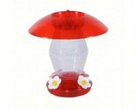 Jubilee Hummingbird Feeder Red 20 oz-HIATT38139