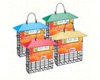 Weather Guard Suet Feeder in 4 Colors-HIATT50185