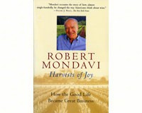 Harvest of Joy: How the Good Life Became Great Business-HM0156010566
