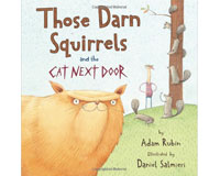 Those Darn Squirrels and The Cat Next Door-HM0547429229