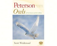 Peterson Owls of N.A.-HM0547840031