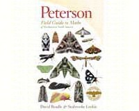 Peterson Field Guide to Moths-HM547238487