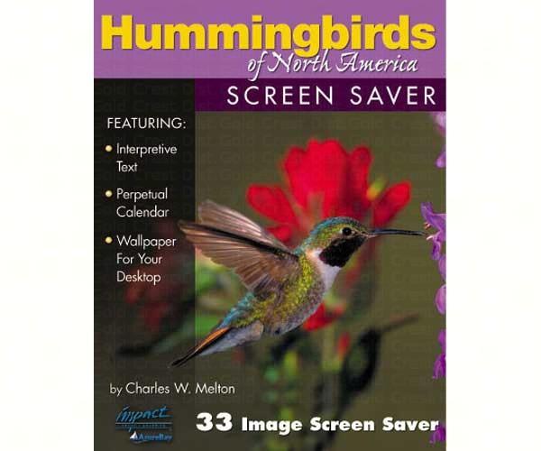 Screen Saver hummingbirds of the Americas