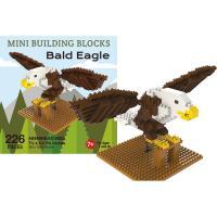 Bald Eagle Mini Building Blocks Set-IMP47320