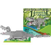 Alligator Mini Building Blocks Set-IMP47358