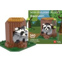 Raccoon Mini Building Blocks Set-IMP47359