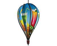 Tropical Drinks 10 Panel Hot Air Balloon-ITB0993