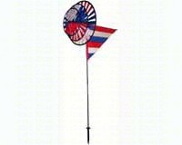 Red White Blue Triple Spinner withSail-ITB2835