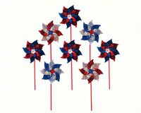 Patriot Pinwheel 8PC-ITB2863