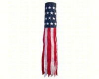 40 in U.S. Embroidery Flagsock-ITB4112