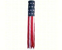 60 in U.S. Embroidery Flagsock-ITB4113