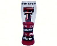 Pilsner Glass - Texas Tech Red Raiders-JENKINS12973