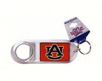 Lucite Logo Bottle Opener Keychain- Auburn Tigers-JENKINS24687