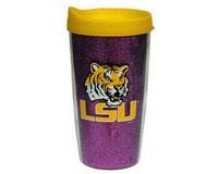 Travel Mug Glitter - LSU Tigers-JENKINS27152